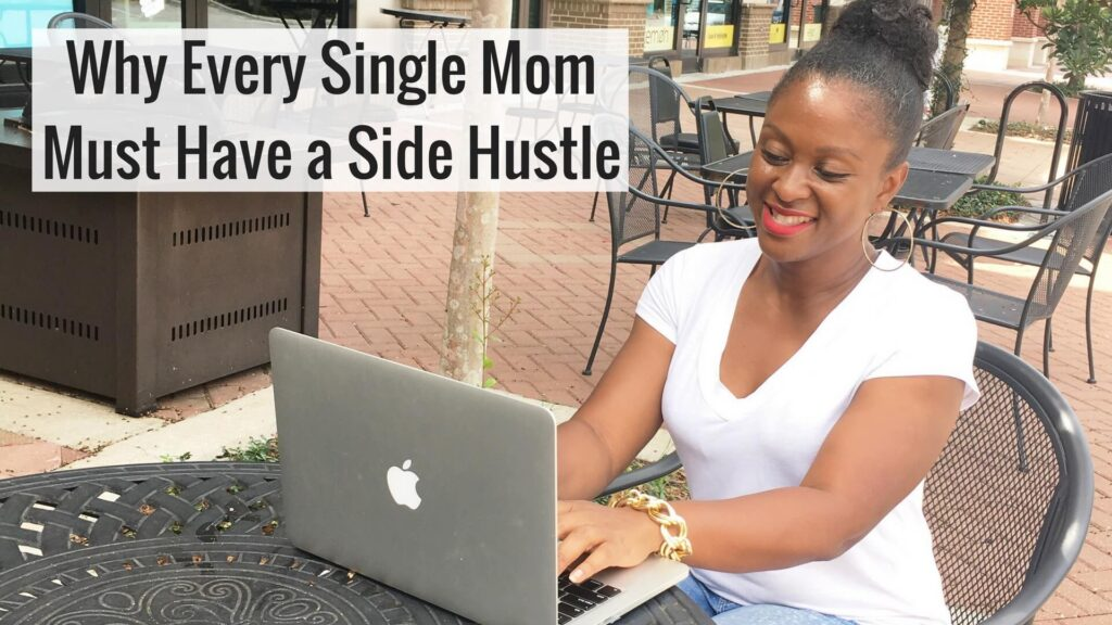 Work at Home Single Mom