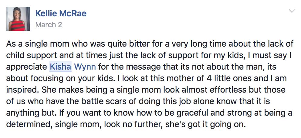 Nakisha Wynn testimonial