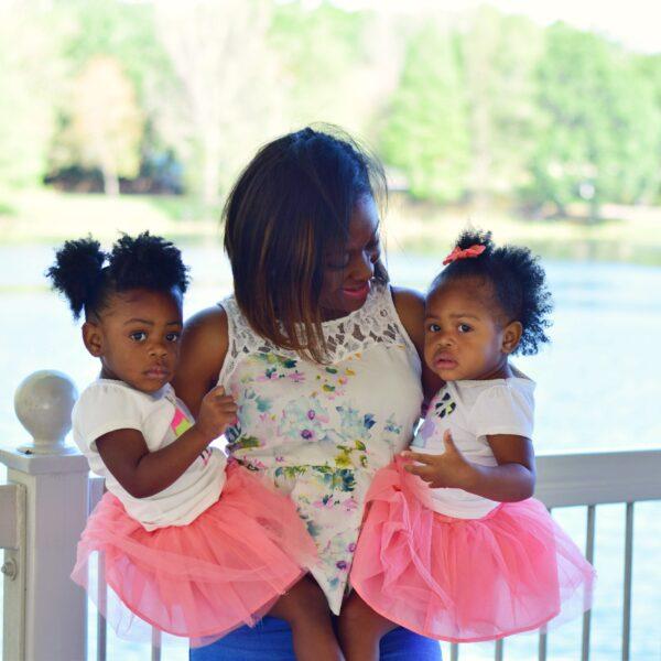 single mom pregnant twins