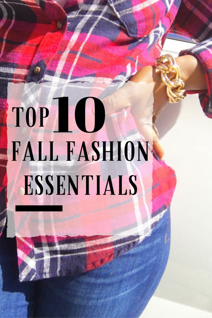 fall fashion guide