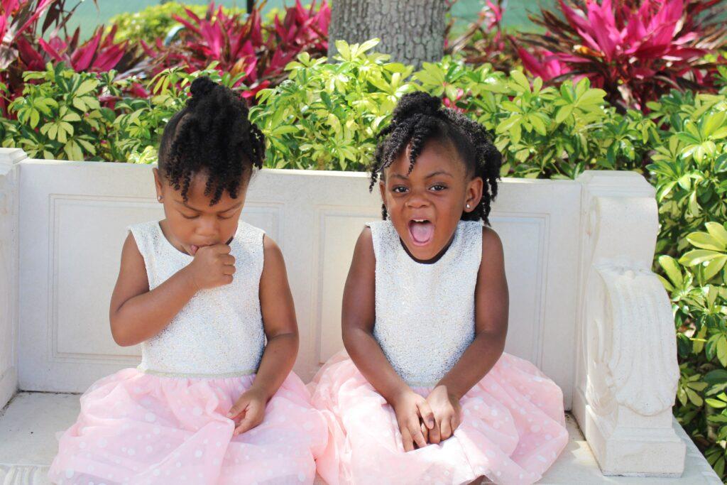 twins turn 3