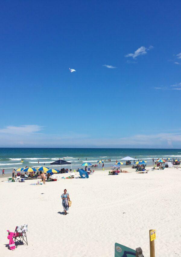 Sunday Fun Day at Daytona Beach