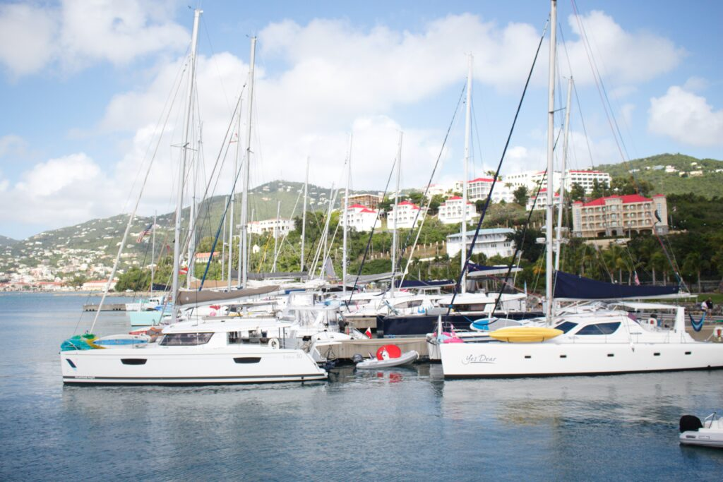 Yacht Haven Saint Thomas