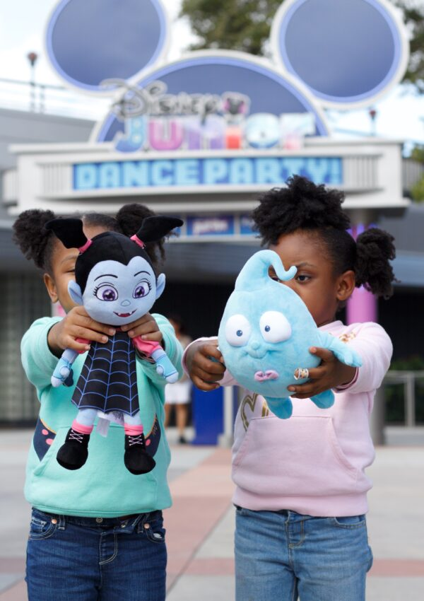 The New Disney Junior Dance Party at Hollywood Studios