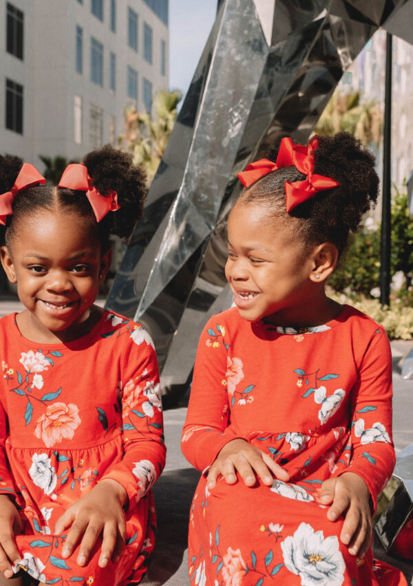 How I'm Teaching My little Black Girls to Love themselves