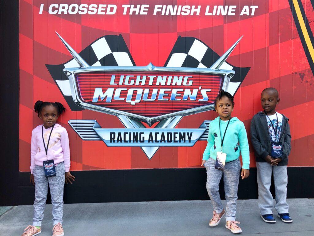 Lightning McQueen's Racing Academy