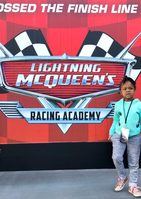 The New Lightning McQueen's Racing Academy at Disney's Hollywood Studios