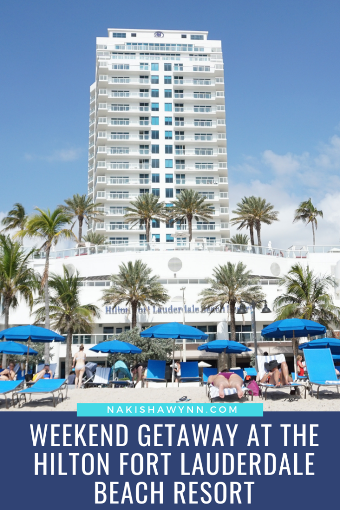 Hilton Fort Lauderdal Beach Resort pin