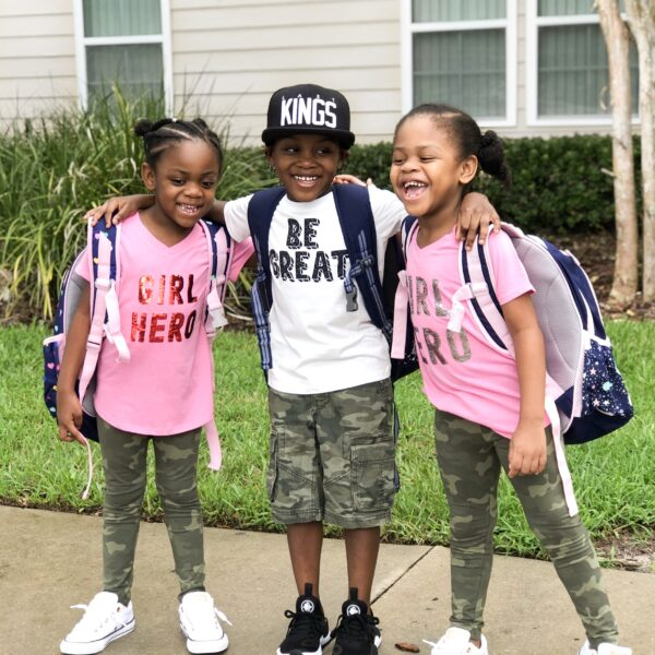 What you Need for Back to School Fashion for Elementary