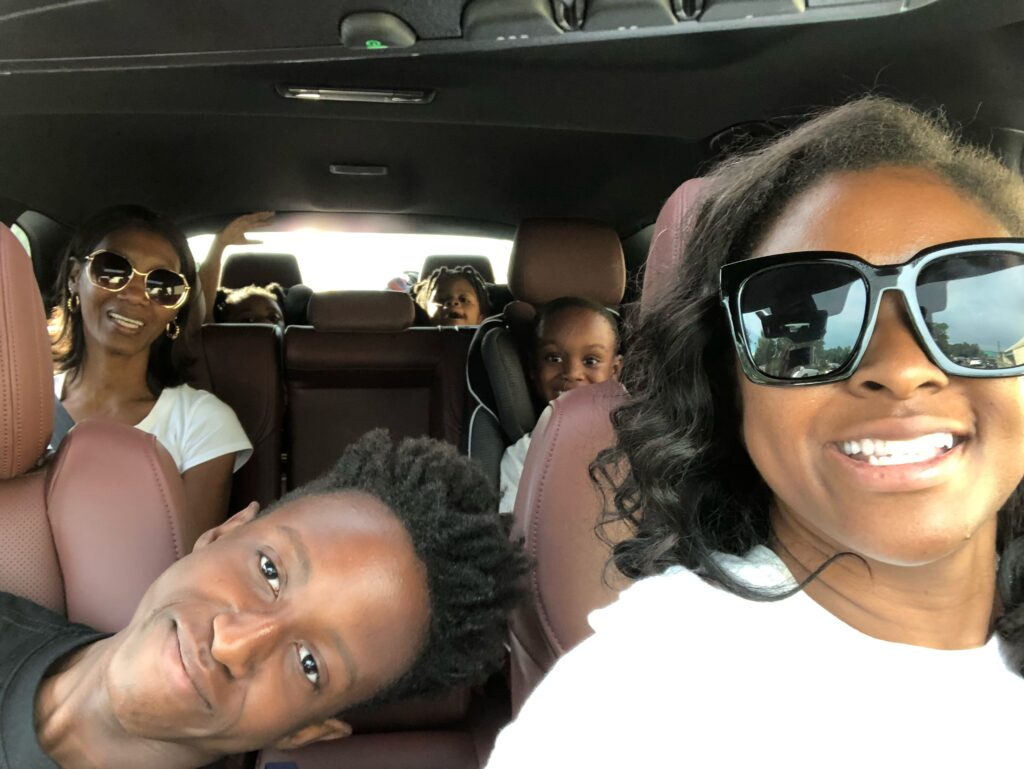 stress free family road trip