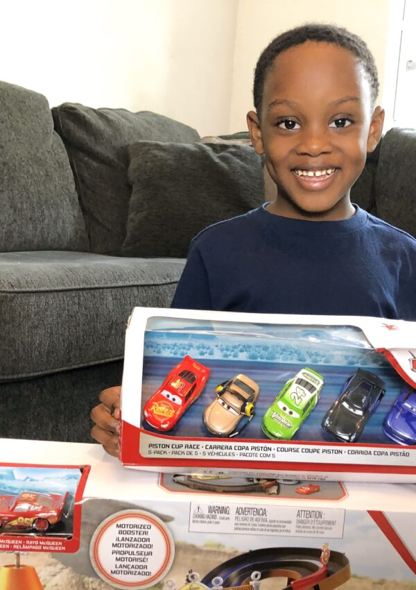 Lightning McQueen Gifts for Boys who love Cars