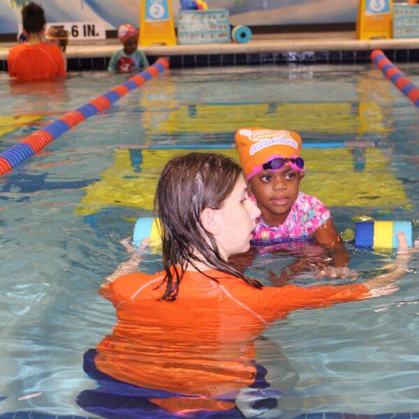 swimming pool kids