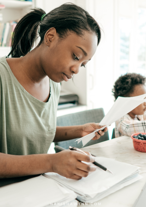 5 Powerful Money Goals for Single Moms