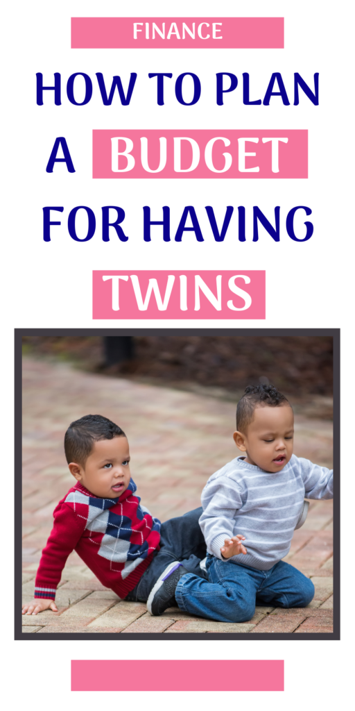 budgeting for twins