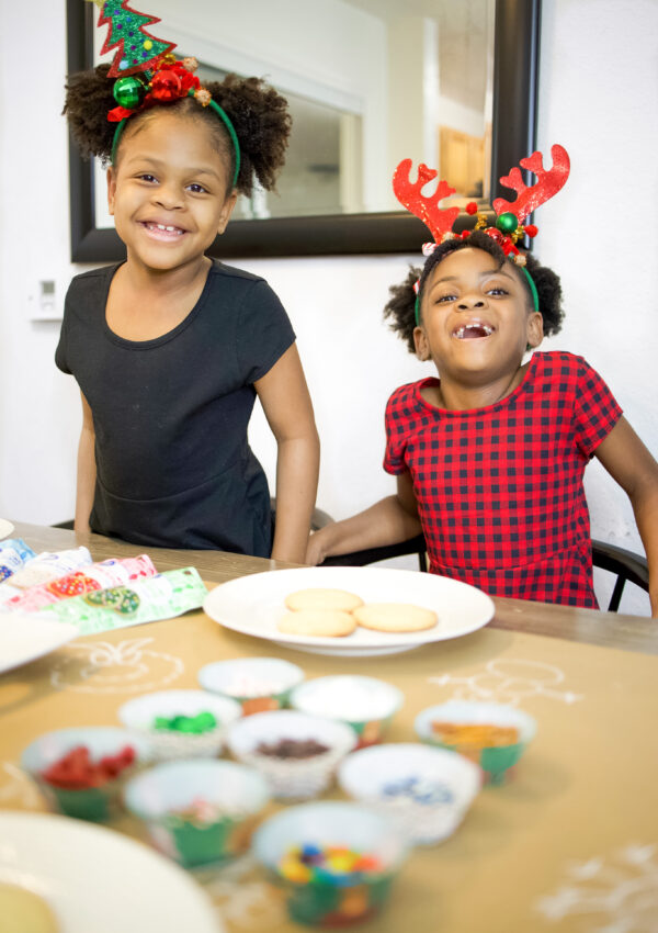 How to Host a Fun Holiday Cookie Decorating Party for Kids